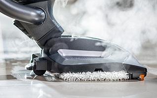 Limpiadores a vapor